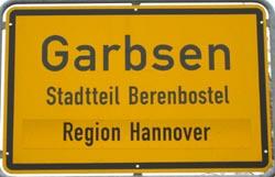 Ortsschild Berenbostel