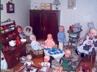 Puppen und Spielzeug