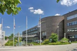 Außenansicht Rathaus Garbsen