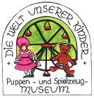 Logo Puppen- und Spielzeugmuseum