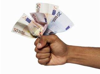 Finanzielle Unterstützung - Geld