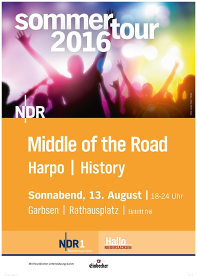 NDR-Sommertour in Garbsen
